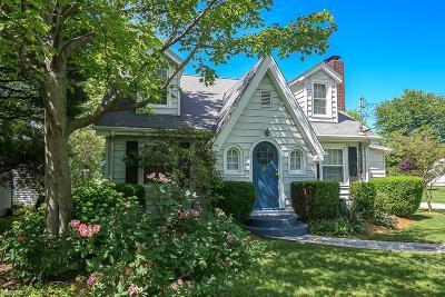 Ashtabula County Single Family Home For Sale: 6121 Lake Rd West
