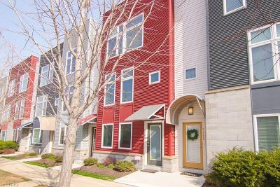 Cleveland Condo/Townhouse For Sale: 7304 Battery Park Blvd #A-7304