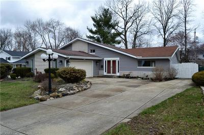 Middleburg Heights Single Family Home For Sale: 14540 Indian Creek Dr