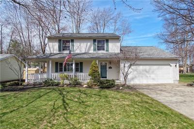 Lake County Single Family Home For Sale: 7300 Milton Dr