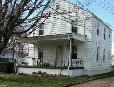 Lorain Single Family Home For Sale: 1936 Madison Ave