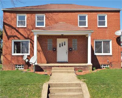 Stark County Multi Family Home For Sale: 3807-3809 4th St Northwest