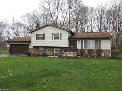 Youngstown Single Family Home For Sale: 1230 Timbercrest St