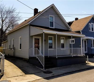 Cleveland Single Family Home For Sale: 1809 Auburn Ave