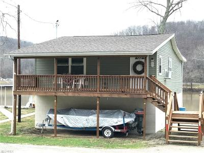 McConnelsville OH Single Family Home For Sale: $89,900