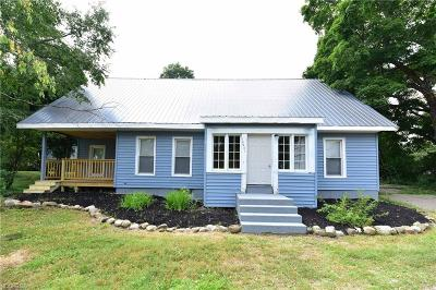 Garrettsville Single Family Home For Sale: 10931 North St