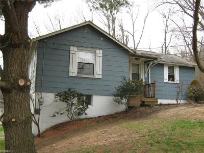 Medina Single Family Home For Sale: 3176 Styx Hill Rd
