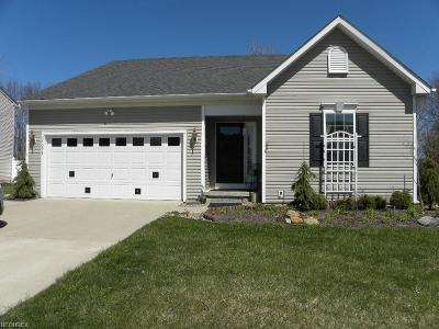 North Ridgeville Single Family Home For Sale: 37098 Tail Feather Dr