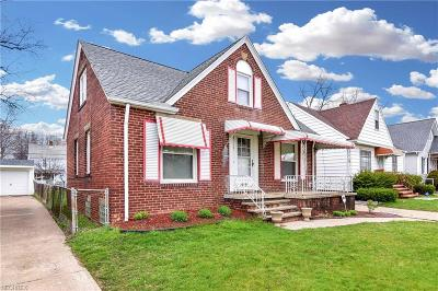 Cleveland Single Family Home For Sale: 13202 Highlandview Ave