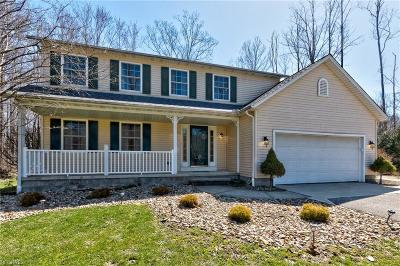 Lake County Single Family Home For Sale: 8075 Autumn Dr