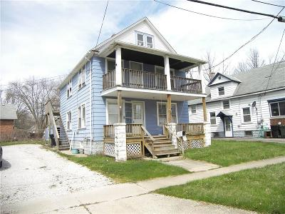 Elyria Multi Family Home For Sale: 6275 West River Rd South