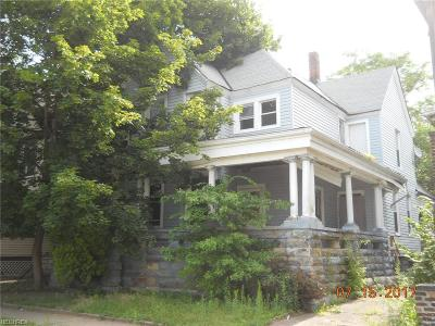 Cleveland Multi Family Home For Sale: 1339 East 86th St