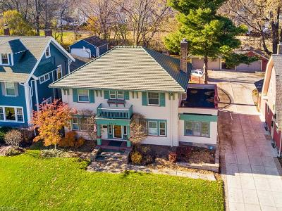 Bay Village, Cleveland, Lakewood, Rocky River, Avon Lake Single Family Home For Sale: 1038 Wilbert Rd