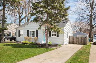 Single Family Home For Sale: 3955 West 226th St