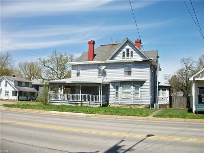 Belpre Single Family Home For Sale: 202 Elm St