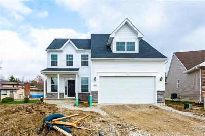 Strongsville OH Single Family Home For Sale: $349,900