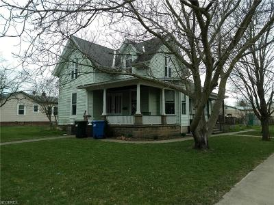 Single Family Home Sold: 202 Taylor St
