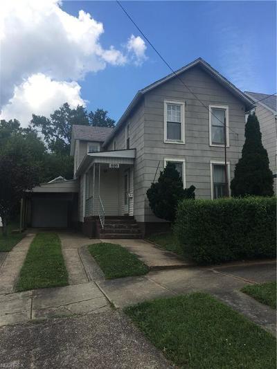 Marietta Single Family Home For Sale: 809 Warren St