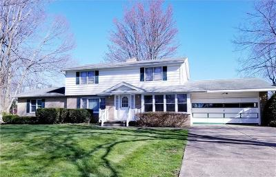 Single Family Home For Sale: 335 Sunnyfield Dr Northeast