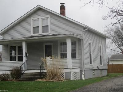 Elyria Single Family Home For Sale: 319 Concord Ave