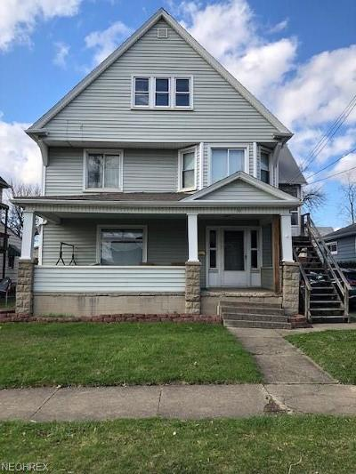 Girard Single Family Home For Sale: 36 East 2nd St
