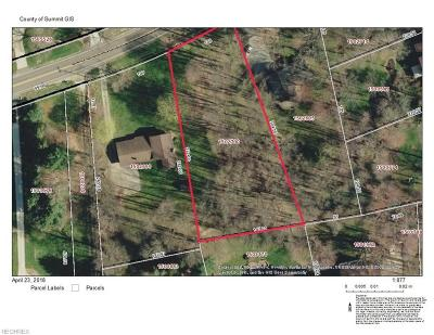 Copley Residential Lots & Land For Sale: 4370 Copley Rd