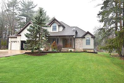Single Family Home For Sale: 2259 East Wallings Rd