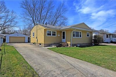 Warren Single Family Home For Sale: 1429 Southern Blvd Northwest