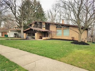 Single Family Home For Sale: 6831 Drexel Dr