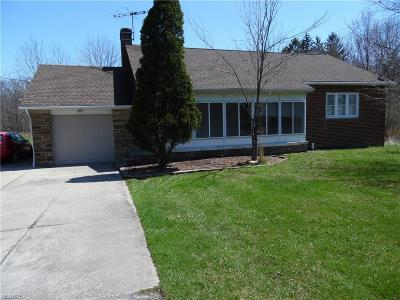 Richmond Heights Single Family Home For Sale: 26400 Chardonview Rd