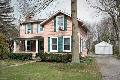 Lorain County Single Family Home For Sale: 269 North Main St