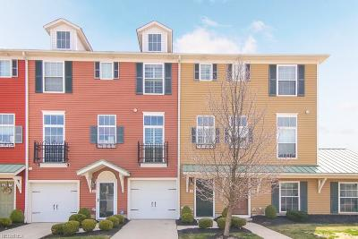 Rocky River Condo/Townhouse For Sale: 15 Grandview Dr
