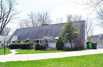Wickliffe Single Family Home For Sale: 30518 Bridle Path Trl