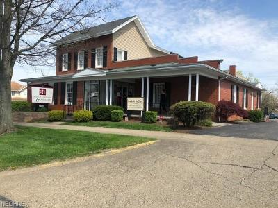 Guernsey County Commercial For Sale: 1009 Steubenville Ave