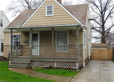 Parma Single Family Home For Sale: 2422 Torrington Ave