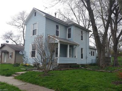 Muskingum County Single Family Home For Sale: 368 Schaum Ave