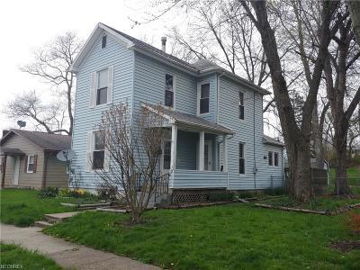 Zanesville Single Family Home For Sale: 368 Schaum Ave