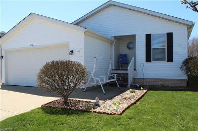 Single Family Home For Sale: 8987 Wood Thrush Dr
