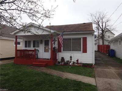 Single Family Home For Sale: 12801 Milligan Ave
