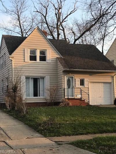 Single Family Home For Sale: 3758 Berkeley Rd