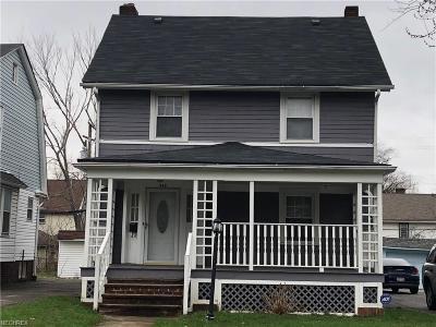 Single Family Home For Sale: 946 Greyton Rd