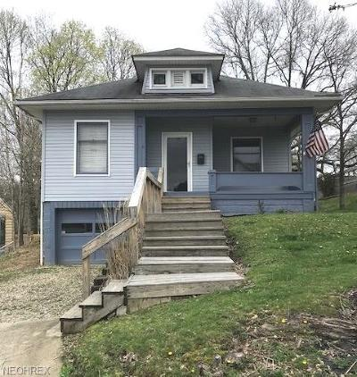Guernsey County Single Family Home For Sale: 410 North 15th St