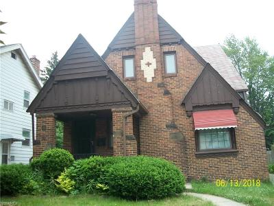 Single Family Home For Sale: 3581 West 147th St