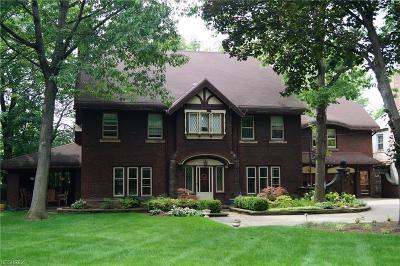 Cleveland Single Family Home For Sale: 2275 Chestnut Hills Dr