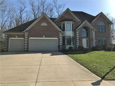 Strongsville OH Single Family Home For Sale: $439,900