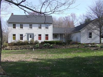 Newbury Single Family Home For Sale: 10546 Bell Rd