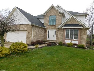 Strongsville Single Family Home For Sale: 10631 Woodrun Dr