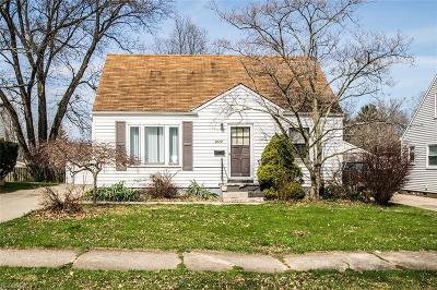 Single Family Home Sold: 4312 West 189th St