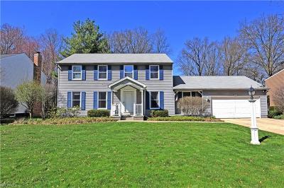Warren Single Family Home For Sale: 1487 Woodhill Cir Northeast