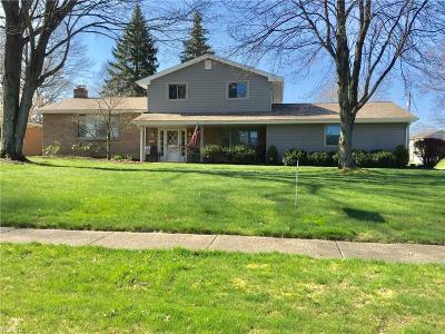 Boardman Single Family Home For Sale: 657 Forestridge Dr